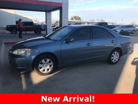 Pre-Owned 2003 Toyota Camry LE FWD 4D Sedan