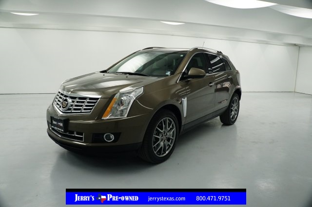Pre Owned 2015 Cadillac Srx Performance 4d Sport Utility 556129 Jerry Durant Auto Group
